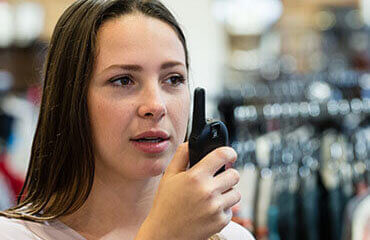 Commercial Two-Way Radios